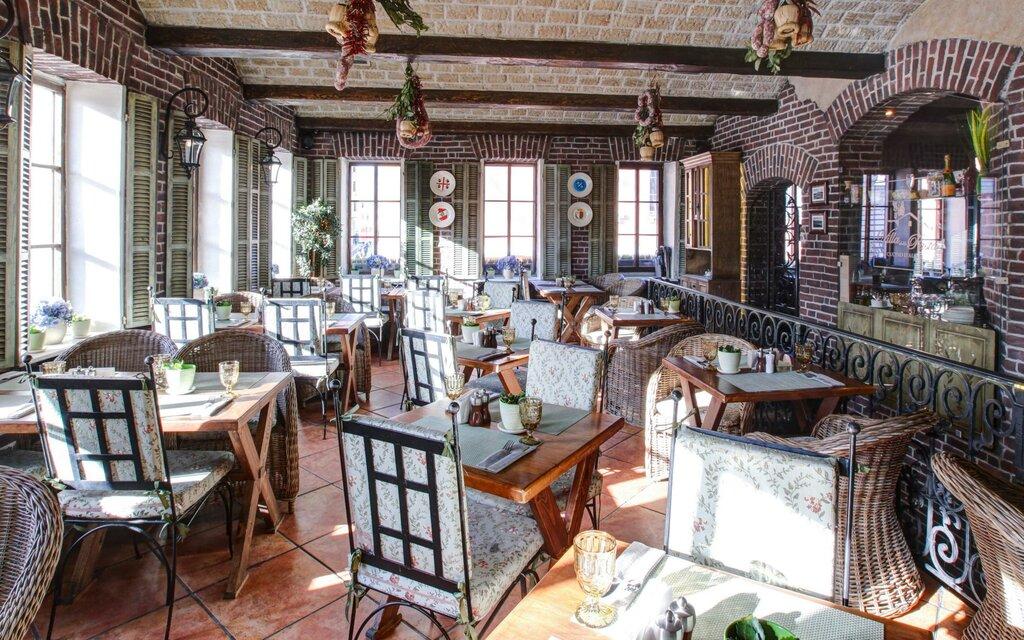 ресторан — Итальянский ресторан Villa della Pasta — Москва, фото №2