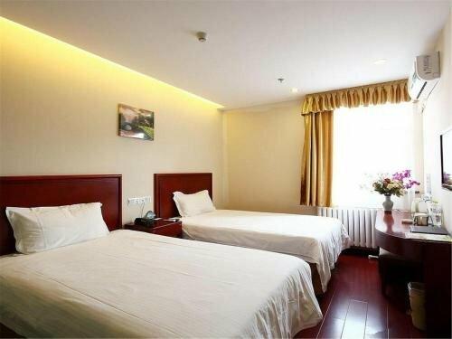 GreenTree Inn Hebei Cangzhou Bohai New District Huanghua Port Express Hotel