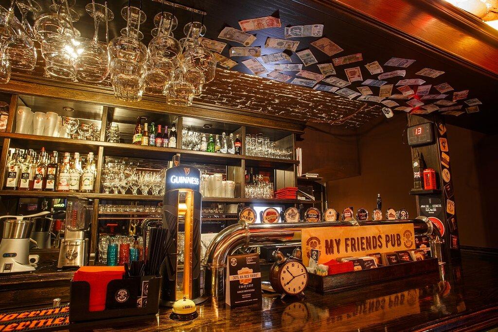 pub, bar — My Friends Pub — Saint Petersburg, фото №1