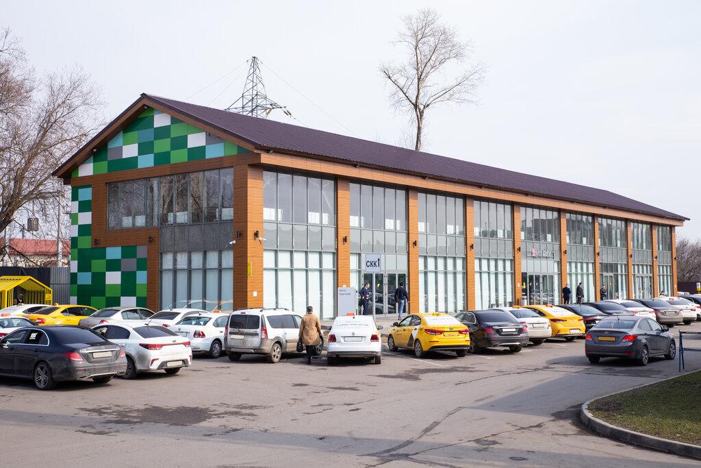 центр яндекс.такси — Центр для водителей Яндекс.Такси — Москва, фото №1