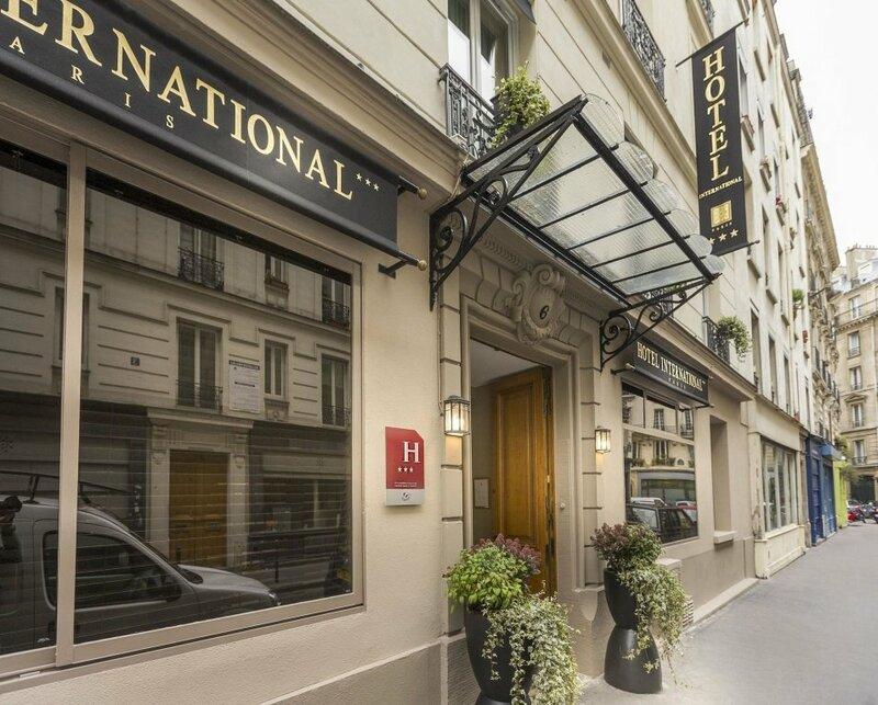 Hôtel International Paris