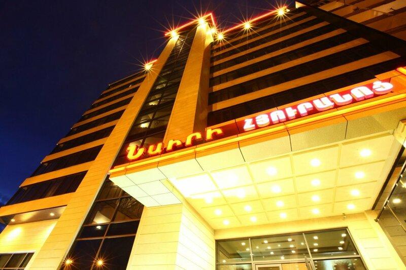 Гостинный комплекс Наири
