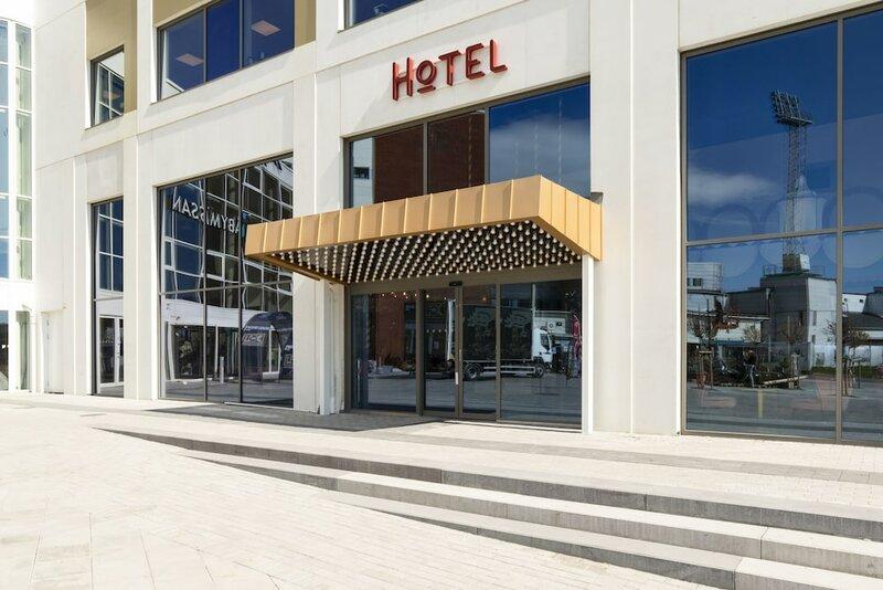 Best Western Plus Aby Hotel