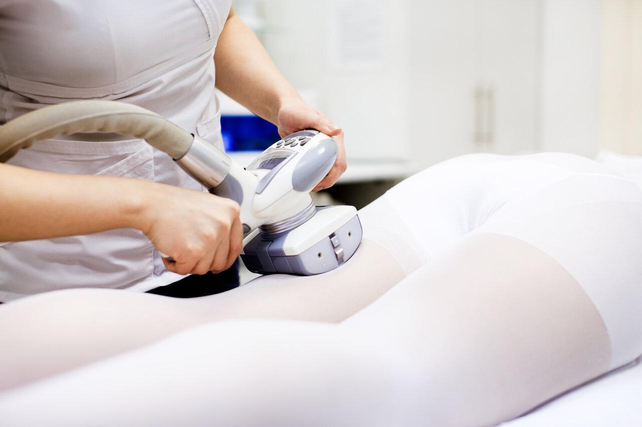 Процедуры для тела в салоне для похудения