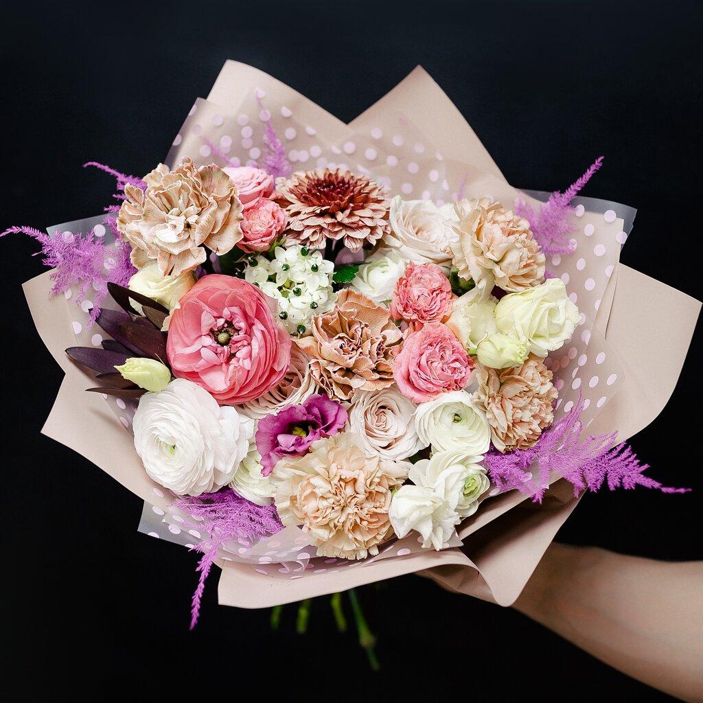 Служба доставки цветов в челябинске