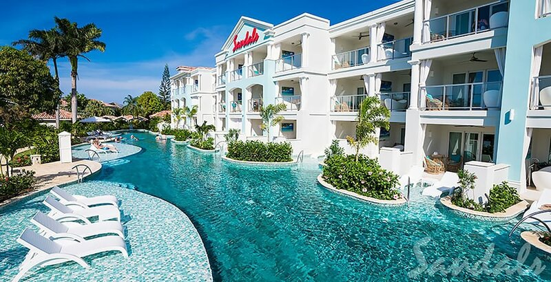 Sandals Montego Bay - All Inclusive Couples Only
