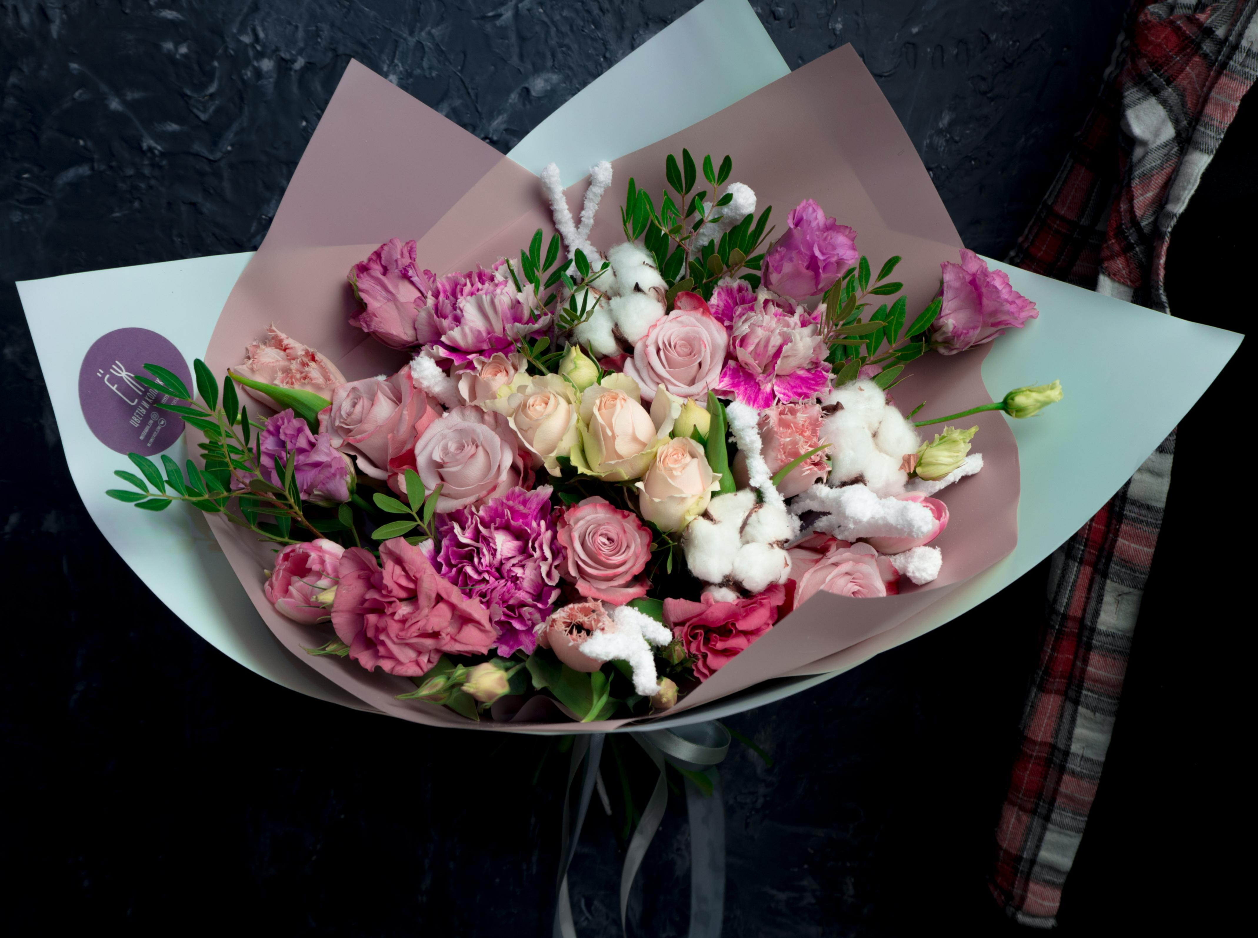 Свадебный букет, ярославль заказать цветы с доставкой дешево