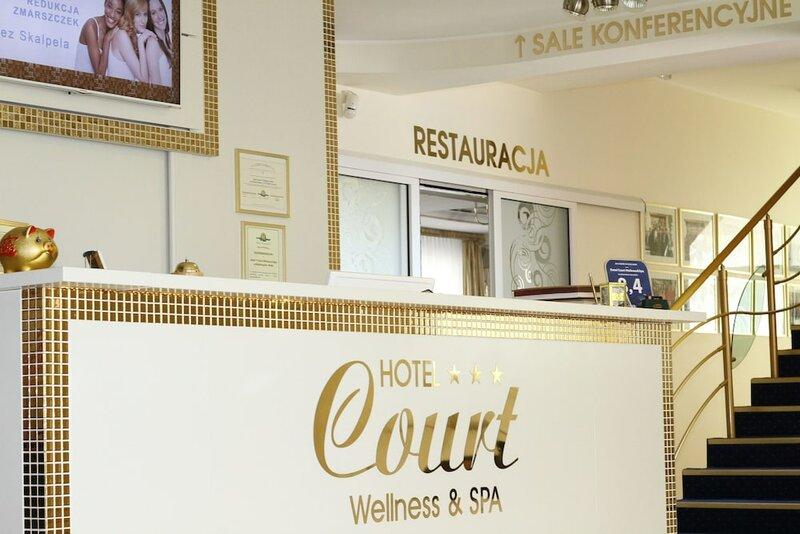 Hotel Court Wellness & SPA