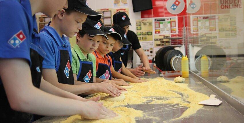 пиццерия — Domino's Pizza — Минск, фото №3