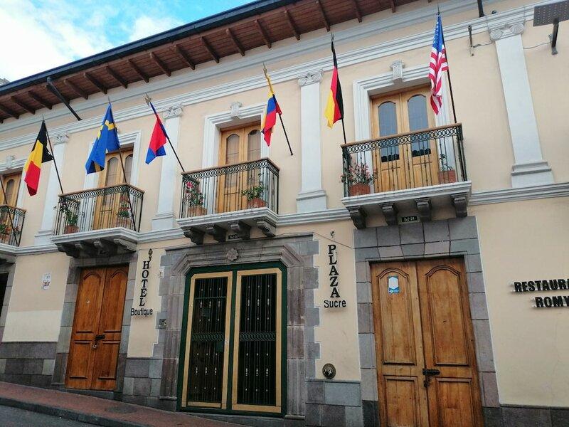 Boutique Hotel Plaza Sucre