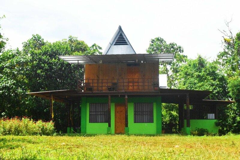 Whitefaced Monkey House