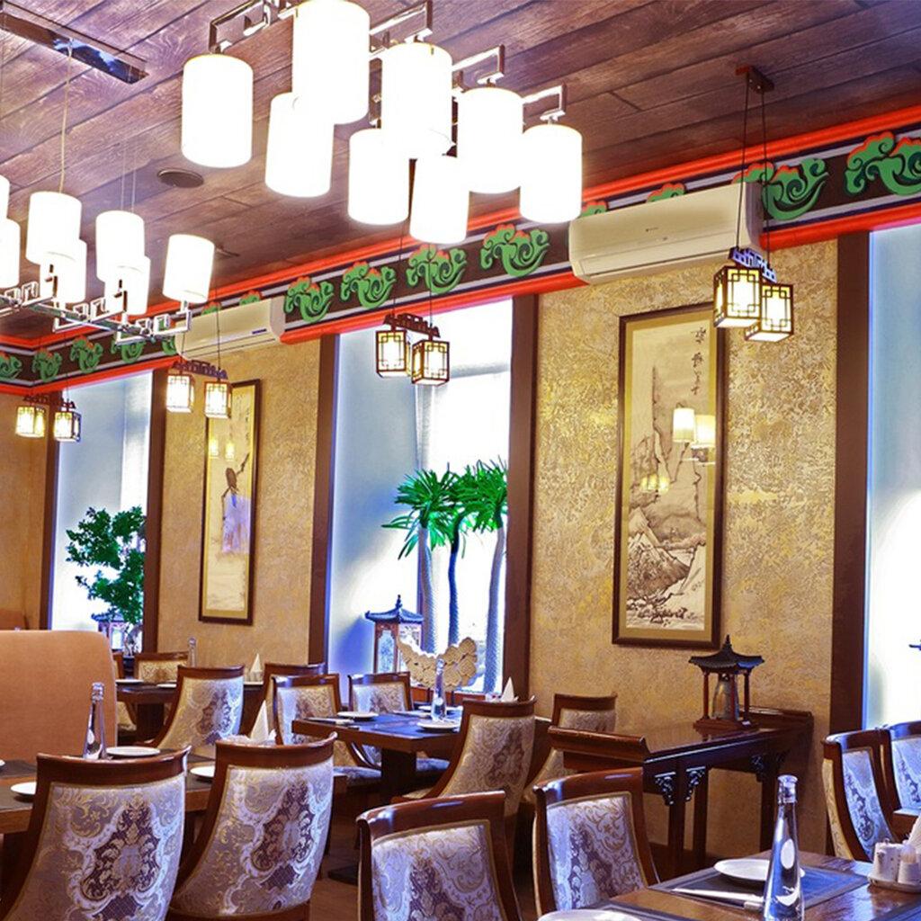 ресторан — Белый журавль — Москва, фото №1