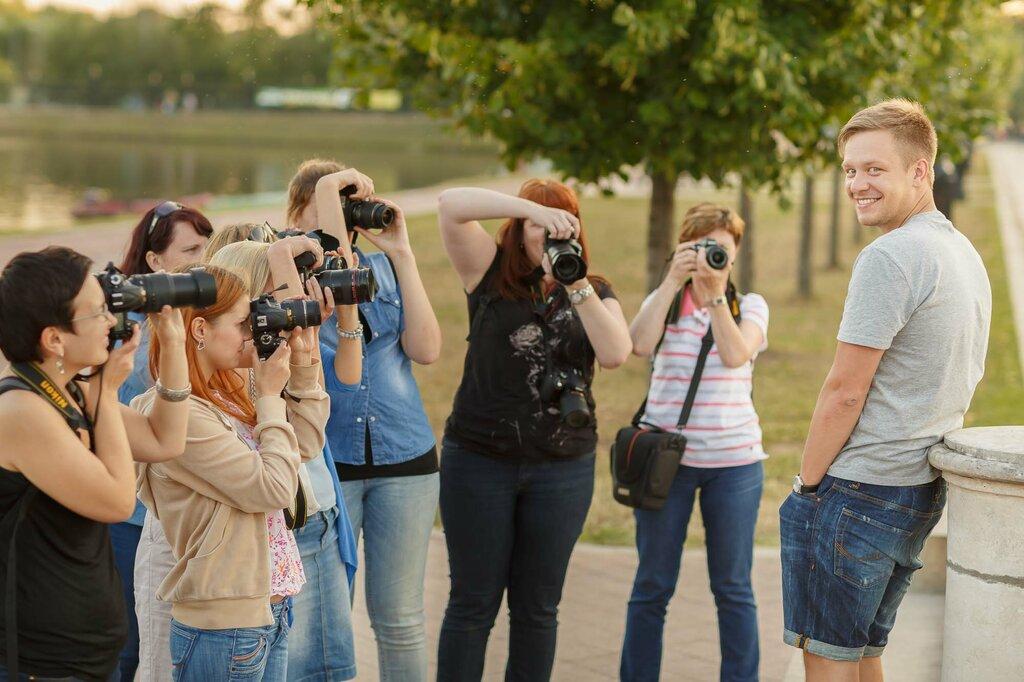 необычные яркие в москве учиться на фотографа курсы лягушки