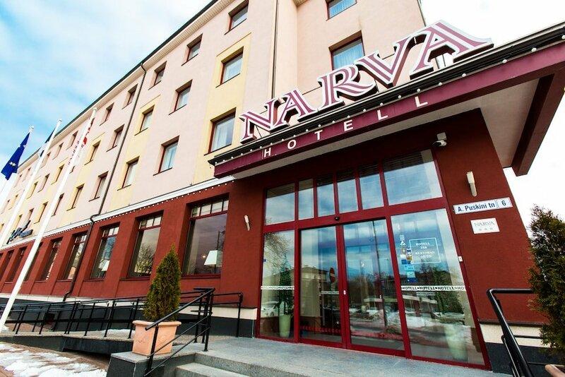 Отель Нарва