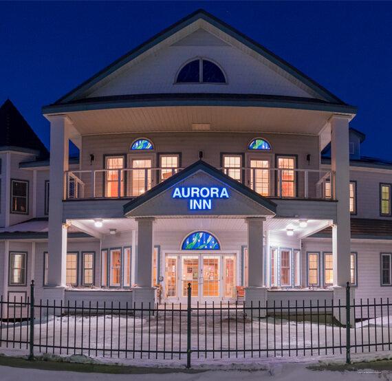 Aurora Inn and Executive Suites