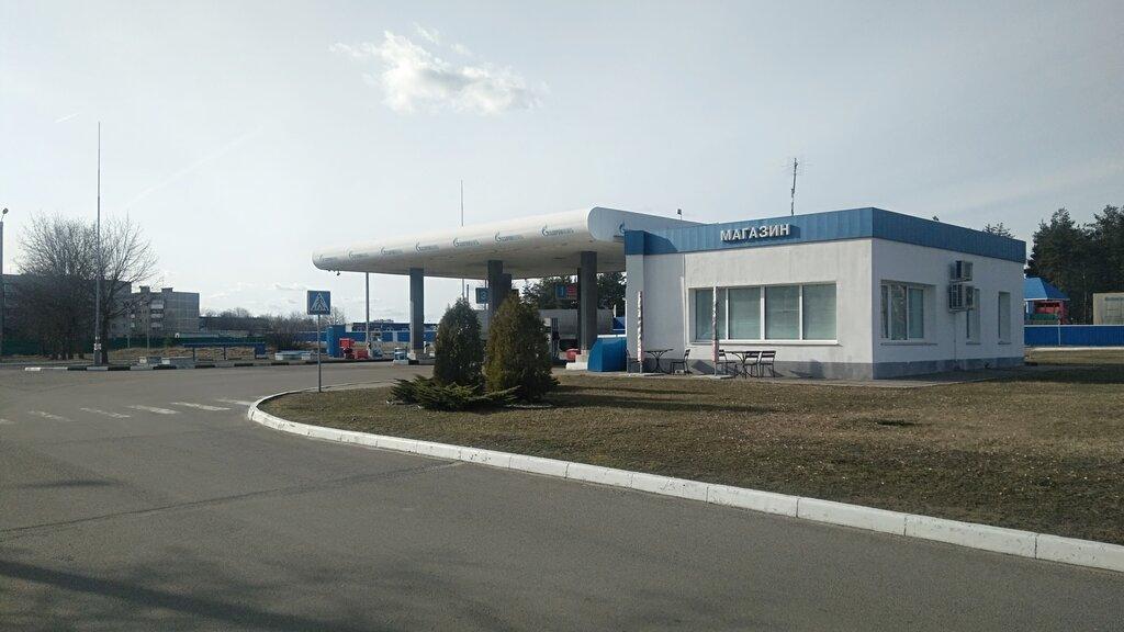 АЗС — Газпромнефть — Минская область, фото №2