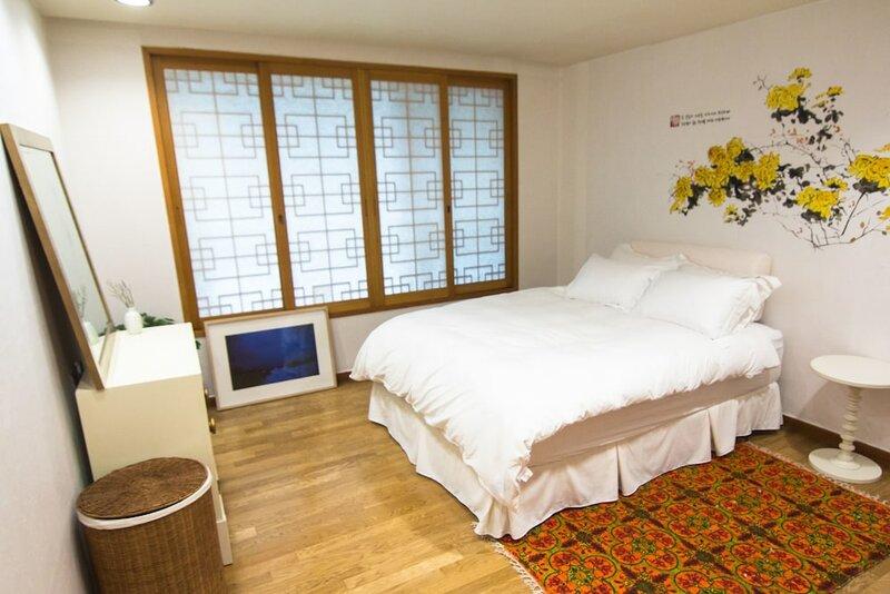 Hanso Presidential Suite Hanok Hotel