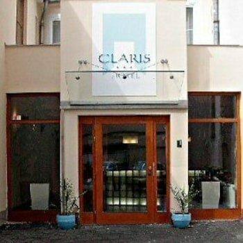 Отель Claris