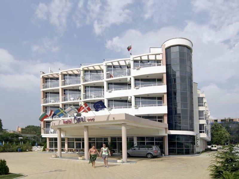 Болгария солнечный берег отель перла фото