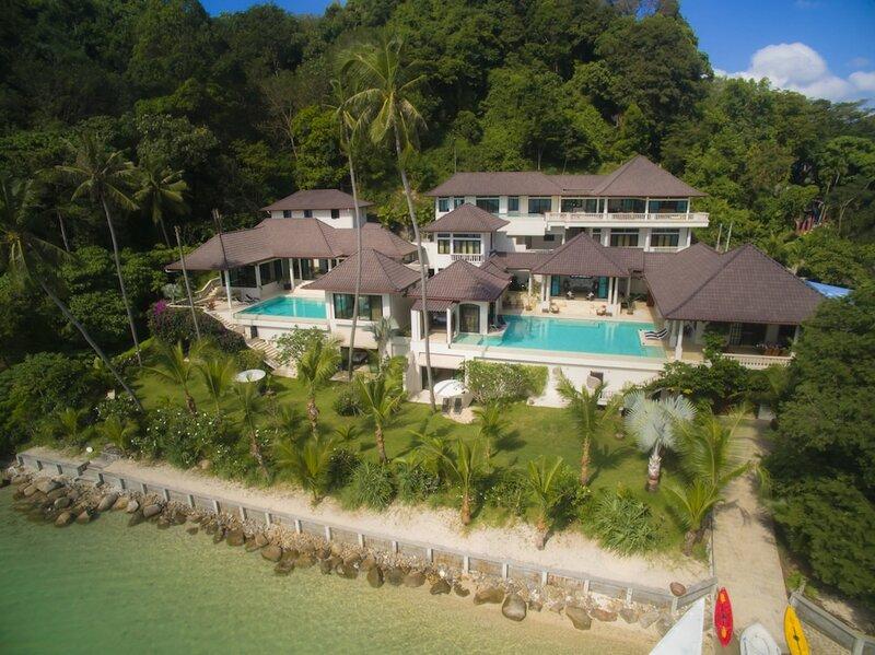 Stunning Oceanview Villa Taipan