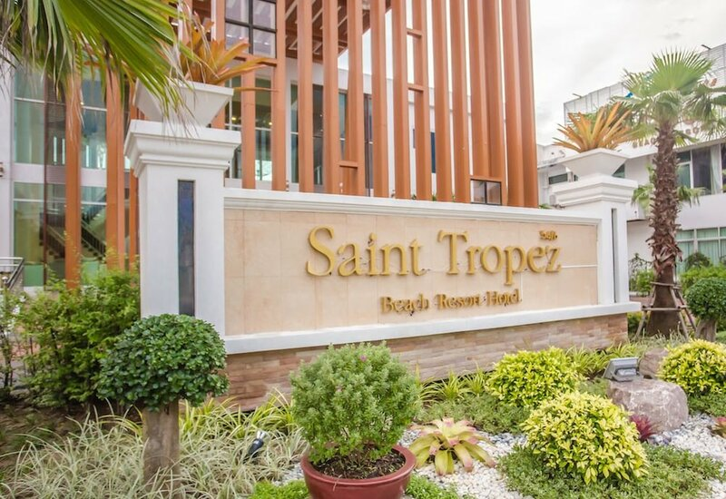 Saint Tropez Beach Resort Hotel