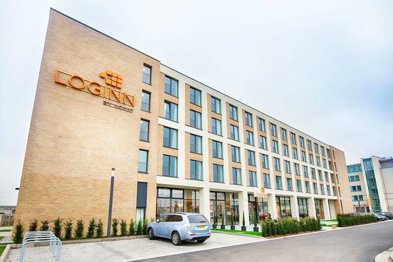 Loginn Hotel Leipzig by Achat
