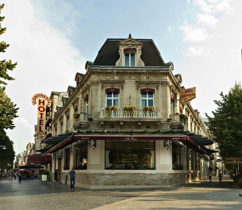 Hotel Continental - Reims