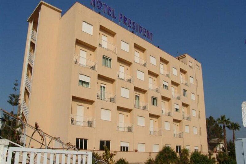 Отель President Sea Palace