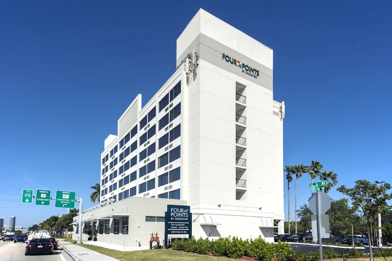 Four Points by Sheraton Fort Lauderdale Airport/Cruise Port