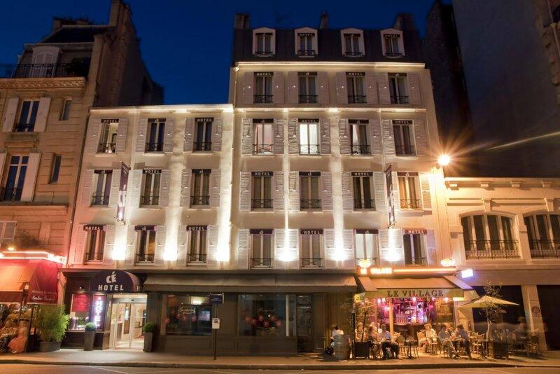 Hôtel Courcelles Étoile