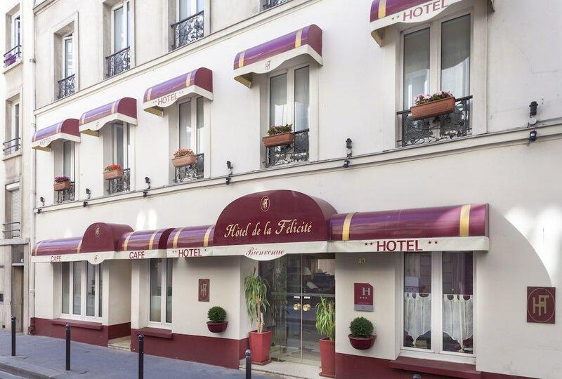 Отель de la Felicite
