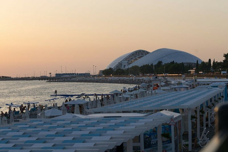 Modart Olympic Hotel & Beach
