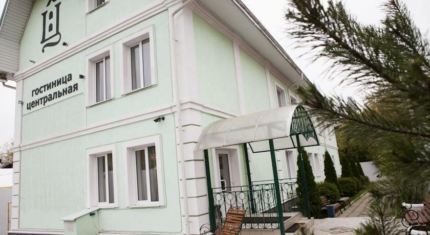 гостиница — Центральная — Сергиев Посад, фото №1