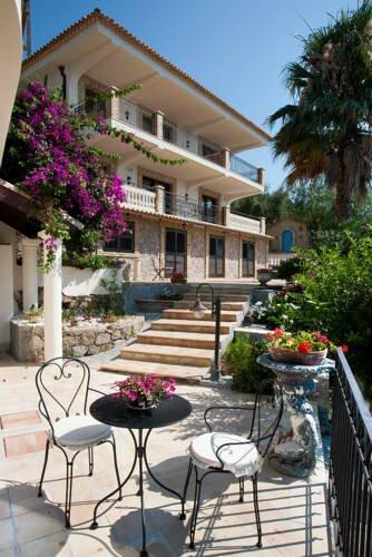 Villa Finu Il Balcone Di Goethe