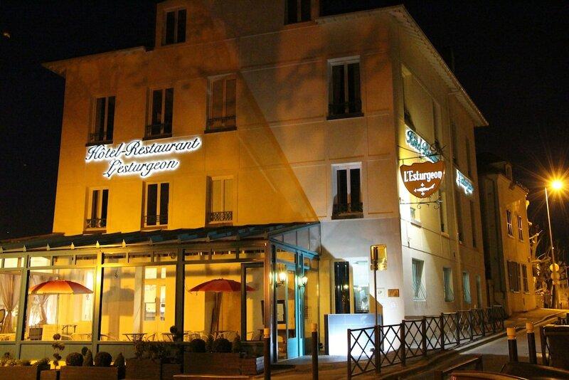 Hotel Restaurant L'Esturgeon