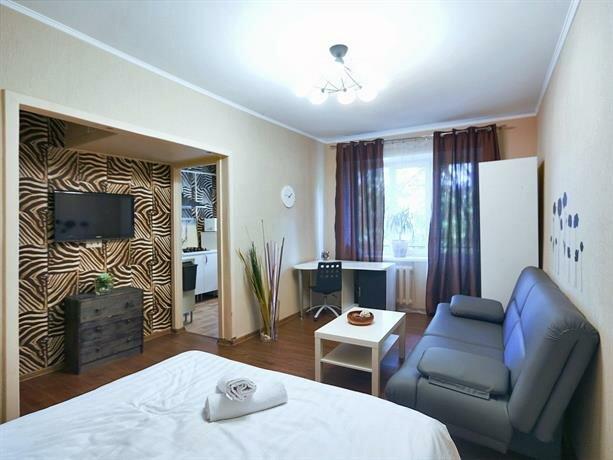 Uyut I Komfort Na Mendeleyevskoy Apartment