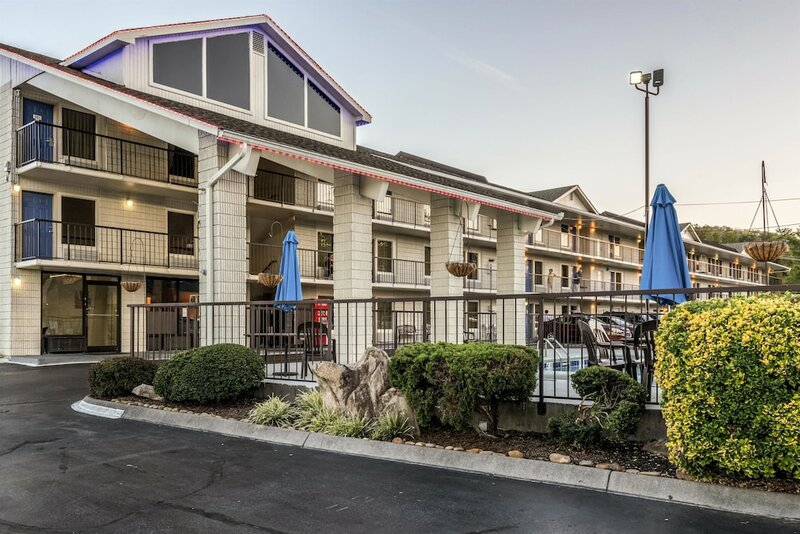 Motel 6 Pigeon Forge, Tn - Parkway
