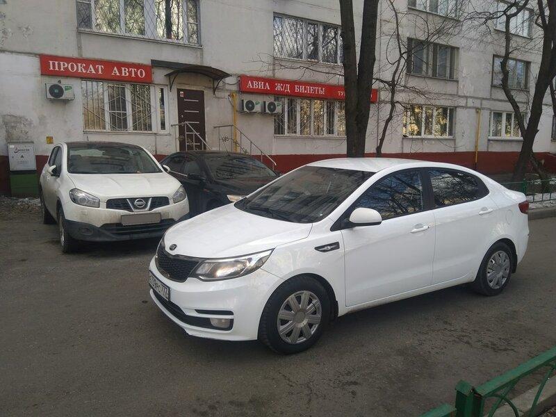 Прокат авто BizRental - фотография №3