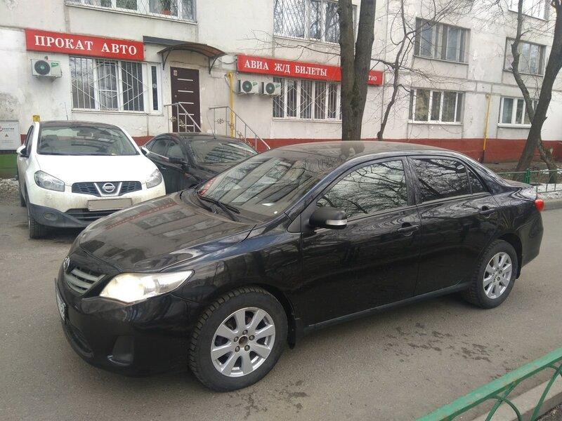 Прокат авто BizRental - фотография №4