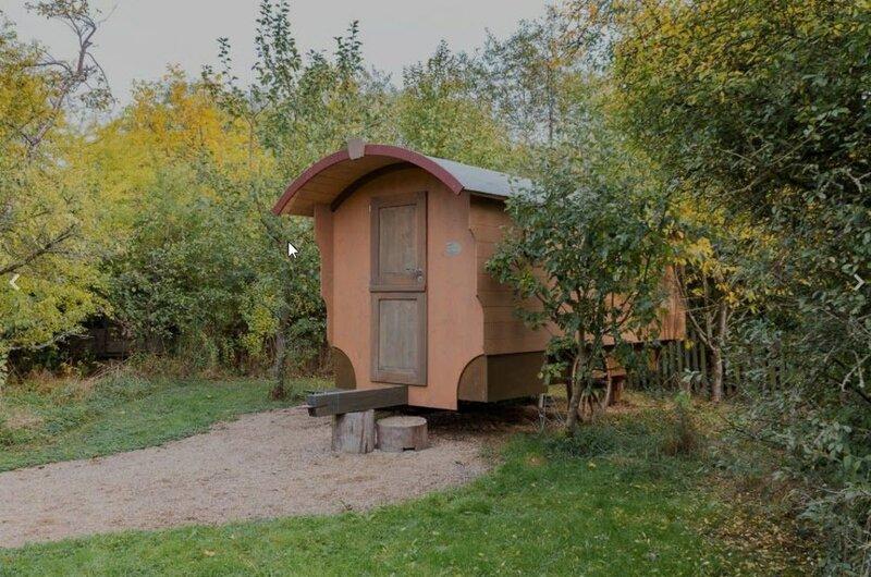 Schaeferwagenhotel-Campsite