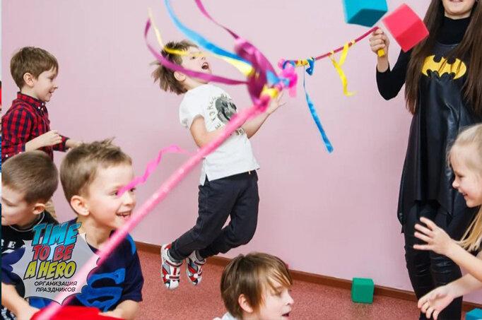 организация и проведение детских праздников — Время быть героем — Минск, фото №2