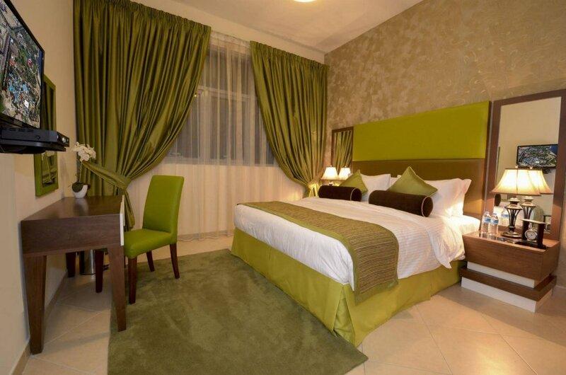 Al Waleed Palace Hotel Apartments-Al Barsha