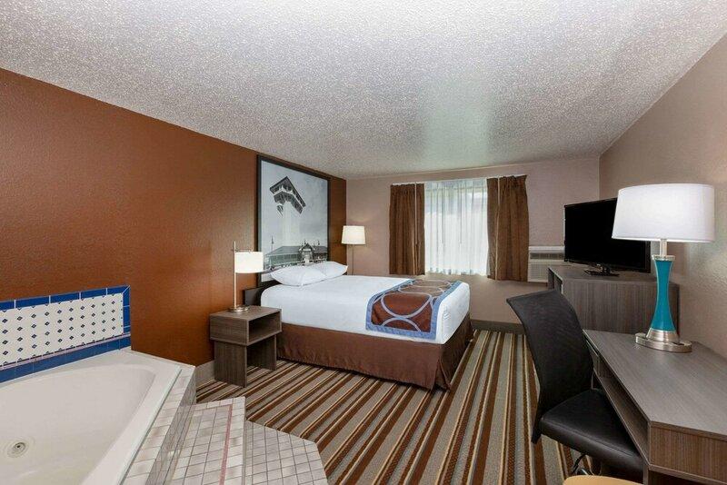 Super 8 Motel, North Platte
