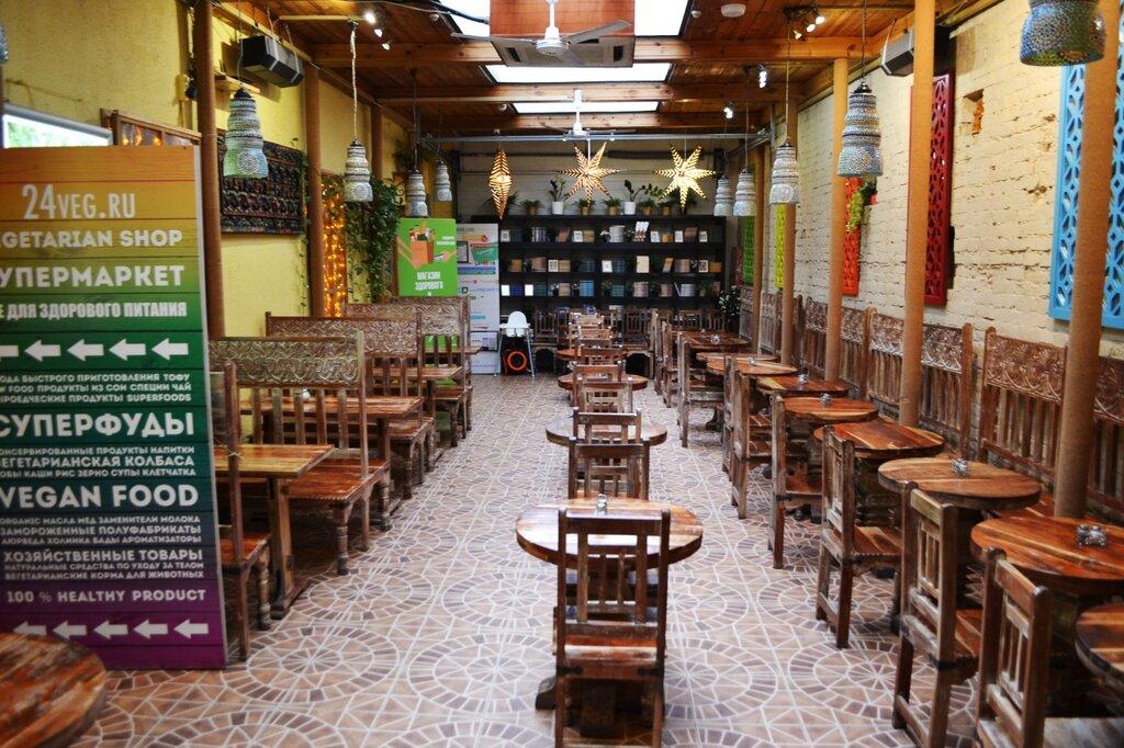 кафе — Джаганнат — Москва, фото №8
