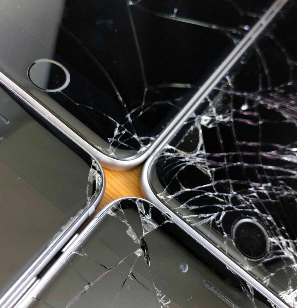 ремонт айфонов фили
