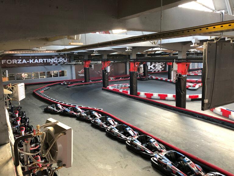 картинг — Forza Karting — Москва, фото №3