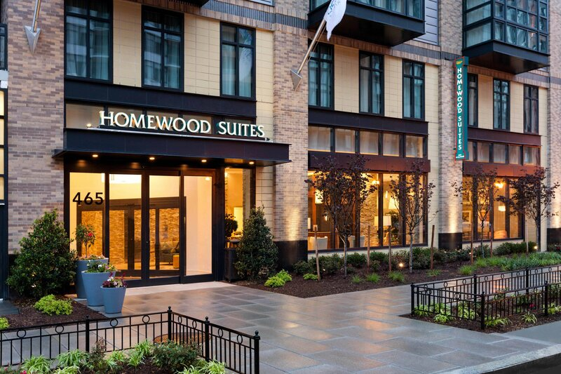 Homewood Suites Washington Dc Convention Center