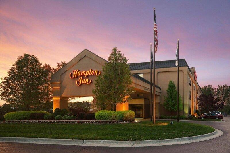 Hampton Inn Mt Pleasant