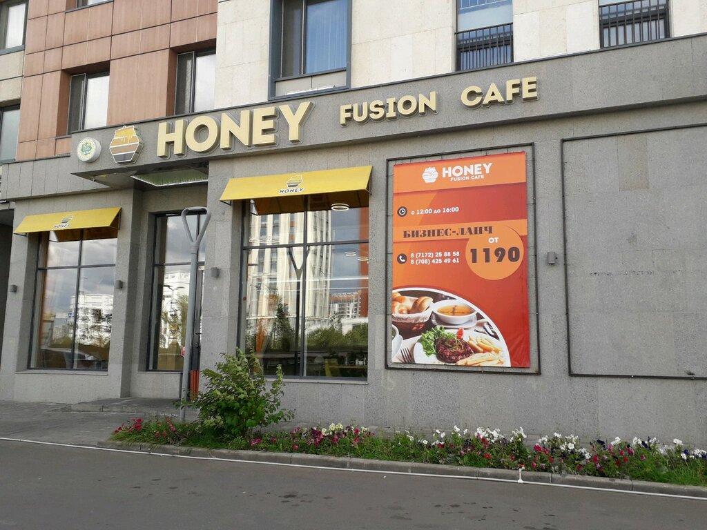 кафе — Honey fusion — Нур-Султан, фото №1