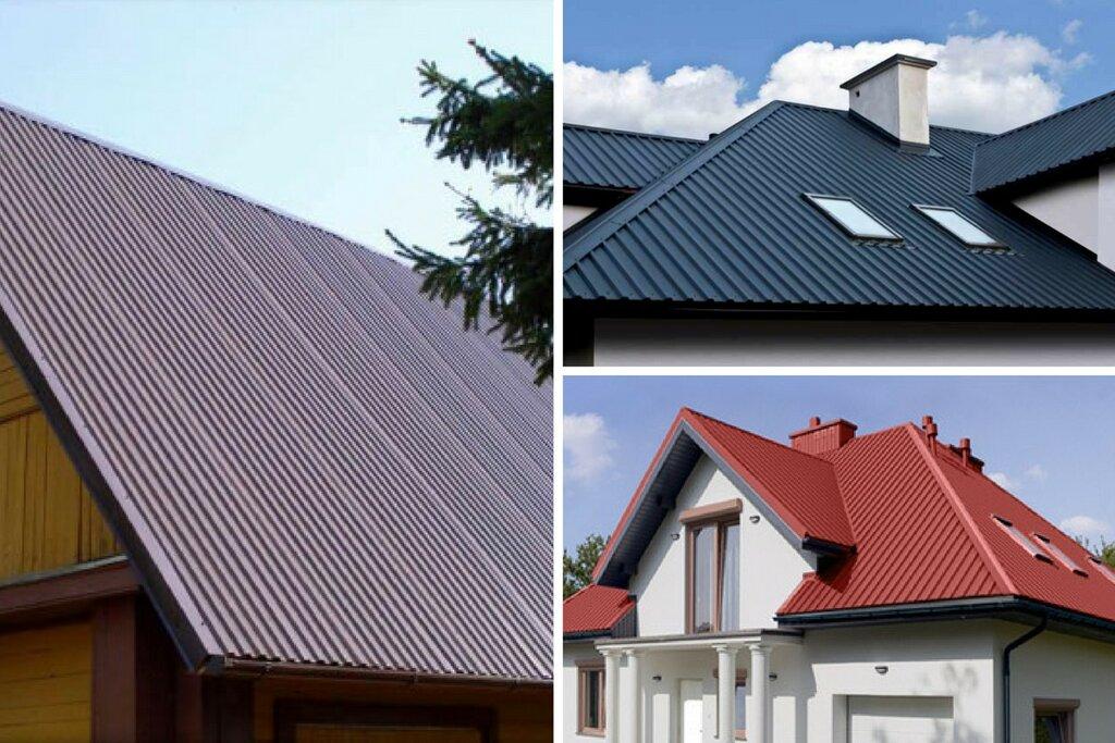 Металлопрофиль картинки крыши